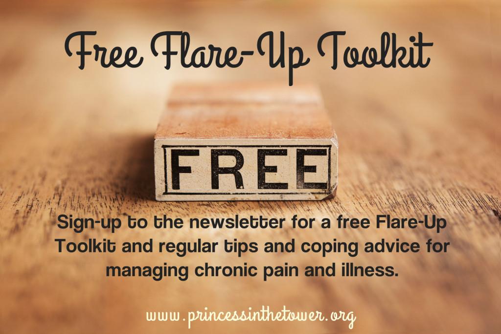 Flare free
