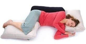 Nesting pose yoga