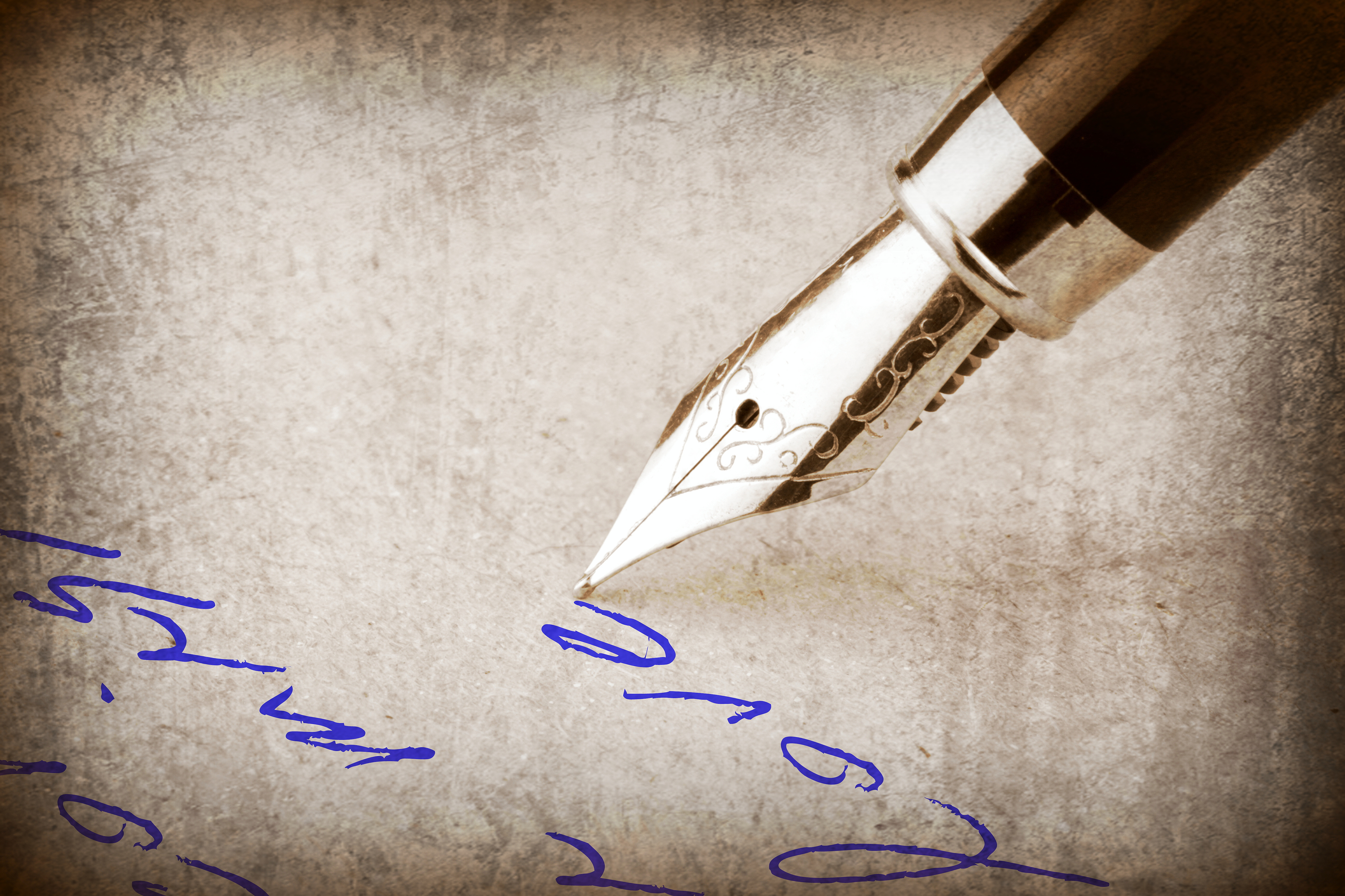 Writing helps the brain to remember things