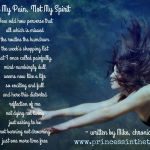 Pain Poetry | Drown My Pain, Not My Spirit