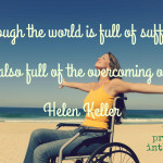 Princess quote helen keller