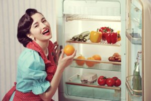 Sixties Refrigerator Advertising